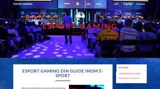 esport-gaming.se