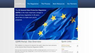 eugdpr.org