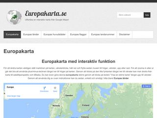 europakarta.se