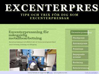 excenterpressning.se