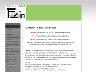 Preview of f-in.org