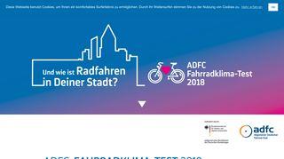 fahrradklima-test.de