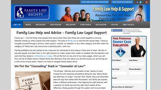 familylawrights.net