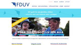 fduv.fi
