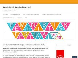 feministiskfestival.se