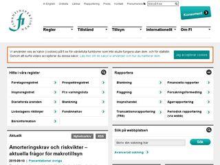 finansinspektionen.se