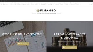 finanso.se