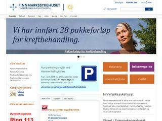 finnmarkssykehuset.no