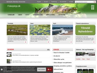 Preview of fiskepleje.dk