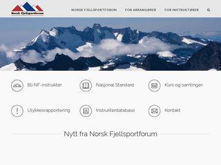 fjellsportforum.no