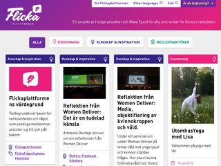 flickaplattformen.se