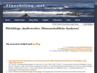 fluechtling.net