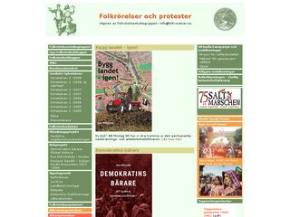 folkrorelser.org