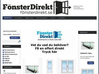 fonsterdirekt.se