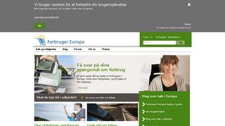 forbrugereuropa.dk