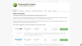 forbrugslan-guiden.dk