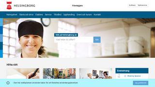 foretagare.helsingborg.se