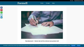 formell.se
