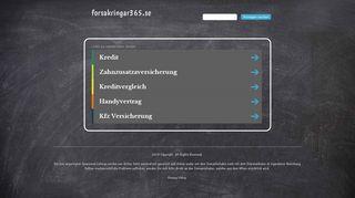 forsakringar365.se