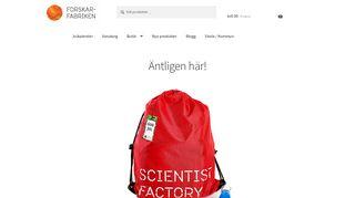 forskarfabriken.se