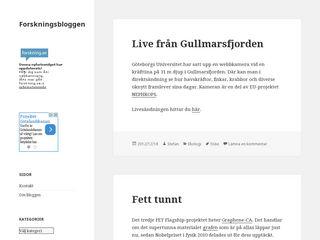forskningsbloggen.se