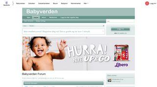 forum.babyverden.no