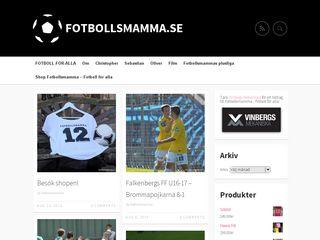 fotbollsmamma.se