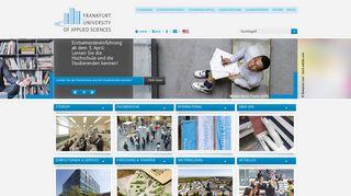 frankfurt-university.de