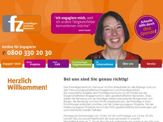 freiwilligenzentrum-hannover.de