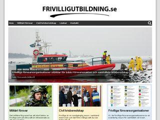 frivilligutbildning.se