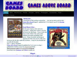 gamesaboveboard.n.nu