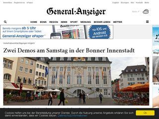 Preview of general-anzeiger-bonn.de