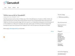 genuskoll.se