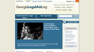 georgialegalaid.org