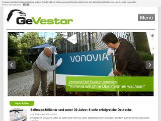 gevestor.de