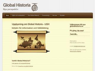 globalhistoria.se