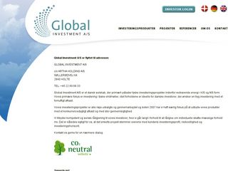 globalinvestment.dk