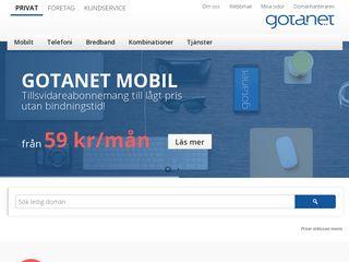 gotanet mobilt bredband