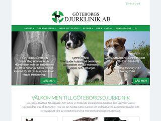 goteborgsdjurklinik.se