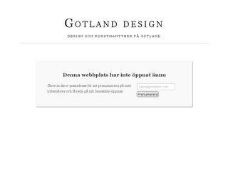gotlanddesign.se