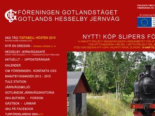 gotlandstaget.se