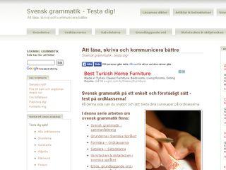grammatiktest.se
