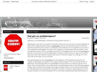 gratishemsida.bloggplatsen.se