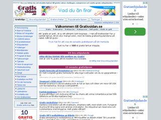gratissidan.se