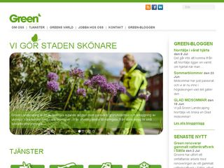 greenlandscaping.se