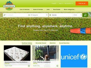 gumtree com au | Domainstats com