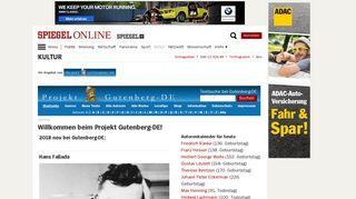 gutenberg.spiegel.de