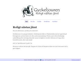 gyckeljouren.se