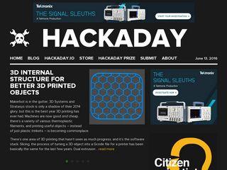 hackaday com domainstats com
