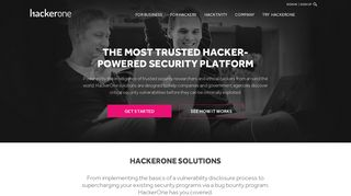 hackerone com | Domainstats com
